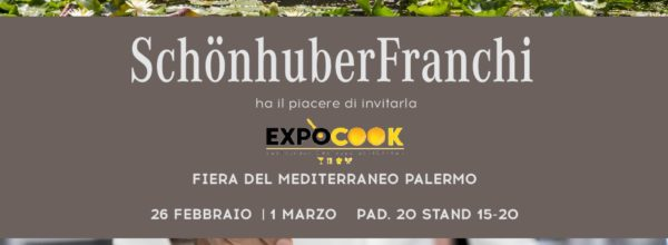 Expocook – Fiera del Mediterraneo Palermo
